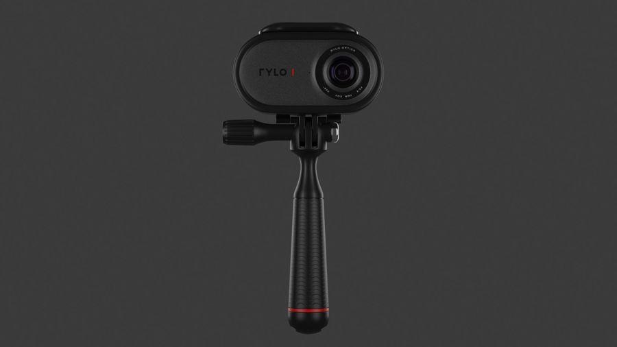 Cámara de video Rylo 360 royalty-free modelo 3d - Preview no. 2