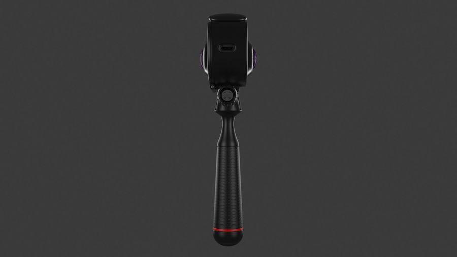 Cámara de video Rylo 360 royalty-free modelo 3d - Preview no. 4