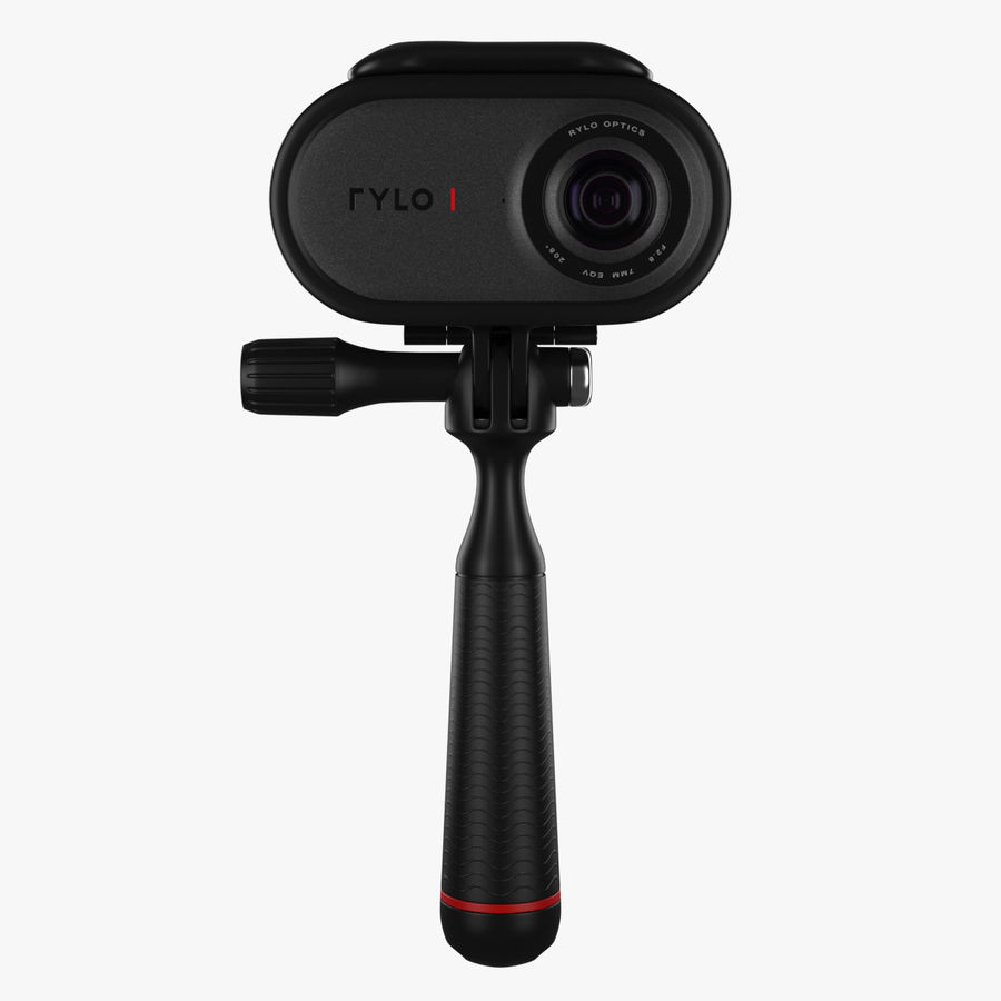 Cámara de video Rylo 360 royalty-free modelo 3d - Preview no. 1