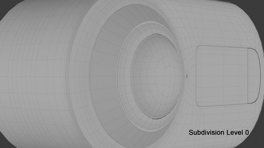 Cámara de video Rylo 360 royalty-free modelo 3d - Preview no. 38
