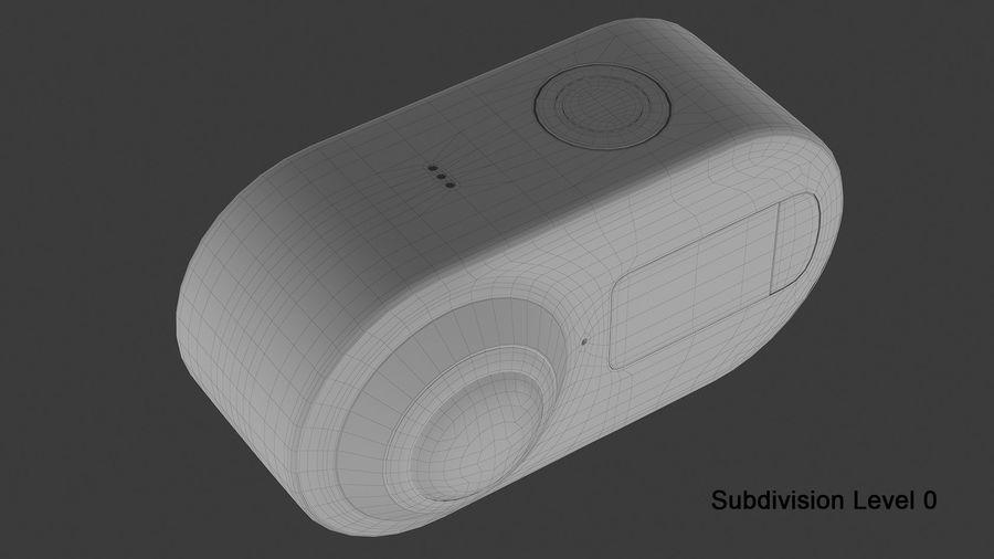 Cámara de video Rylo 360 royalty-free modelo 3d - Preview no. 35