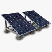 Solar Panel 2 3d model