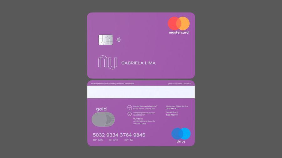 Kredietkaart royalty-free 3d model - Preview no. 2