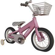 crianças bicicleta 3d model