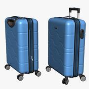 Cabin Suitcase 3d model