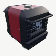 Portable generator 3d model