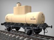 油箱 3d model