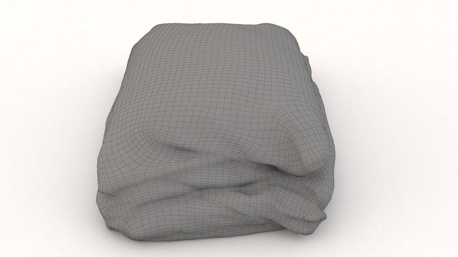Yatak Örtüleri 08 royalty-free 3d model - Preview no. 14