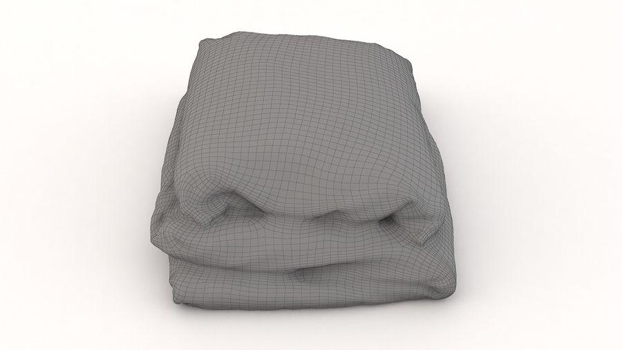 Yatak Örtüleri 08 royalty-free 3d model - Preview no. 7