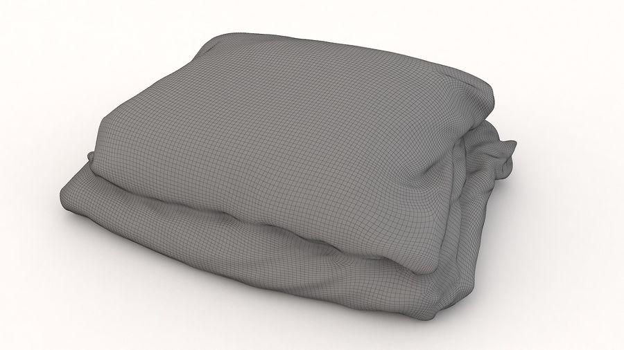Yatak Örtüleri 08 royalty-free 3d model - Preview no. 4
