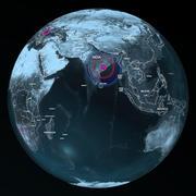 Earth Motion v3 3d model