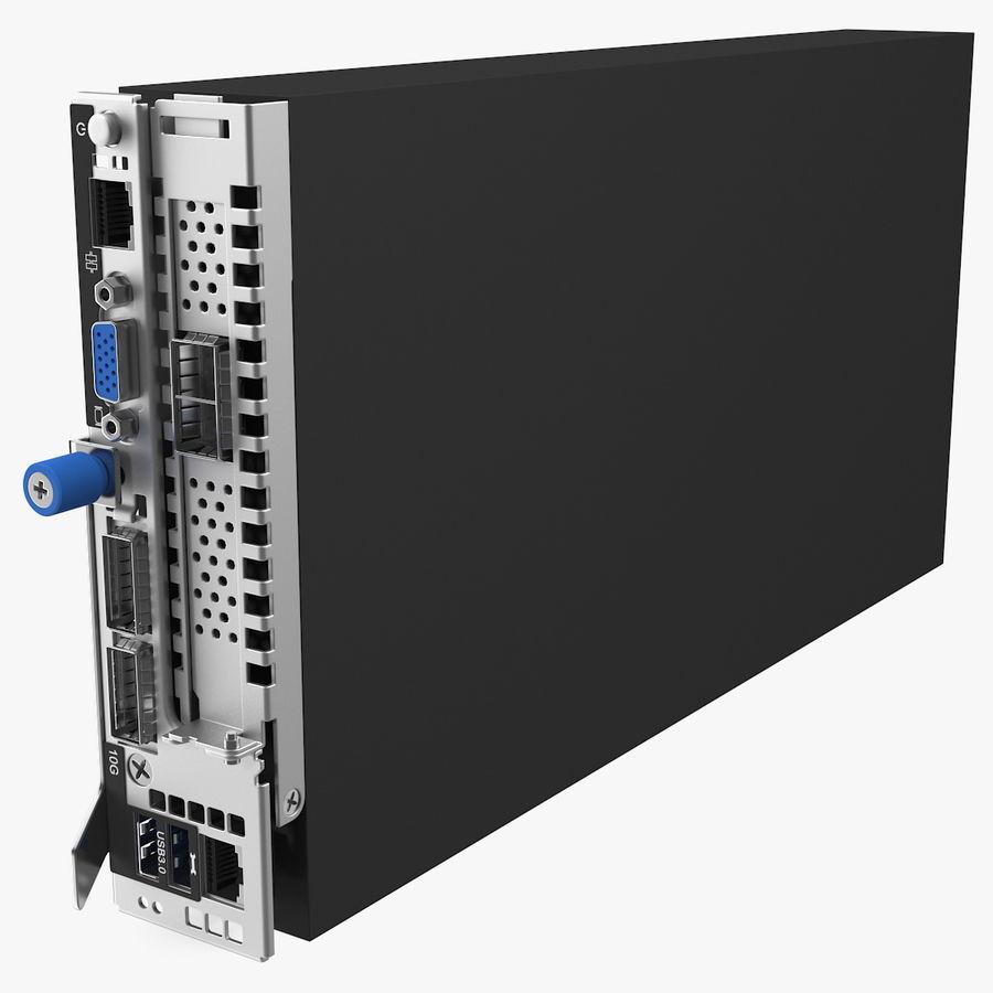 Blade Server royalty-free 3d model - Preview no. 1