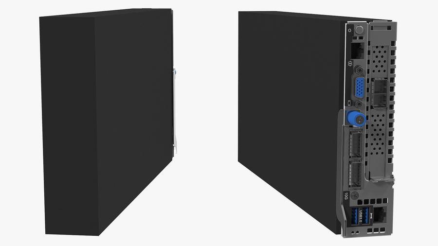 Blade Server royalty-free 3d model - Preview no. 6