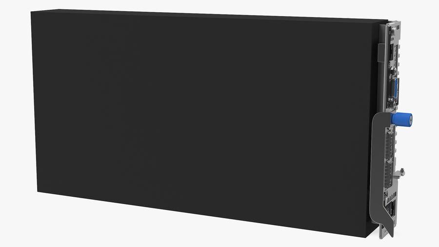 Blade Server royalty-free 3d model - Preview no. 7