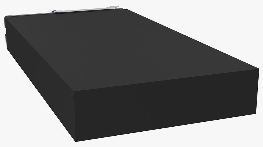 Blade Server royalty-free 3d model - Preview no. 8