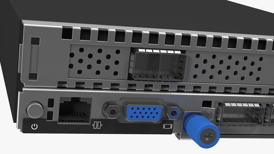 Blade Server royalty-free 3d model - Preview no. 9