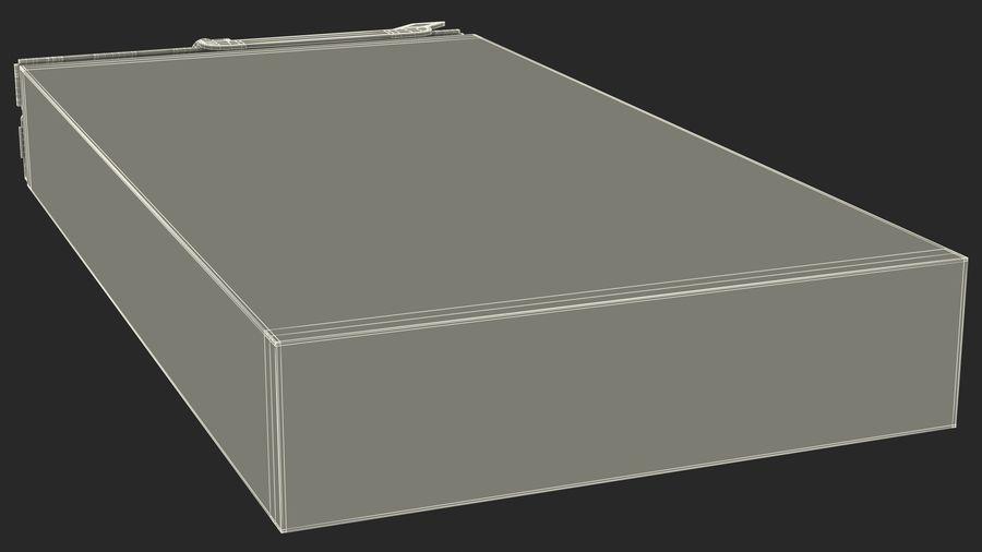 Blade Server royalty-free 3d model - Preview no. 23