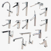 Bathroom Faucets COLLECTION 3d model