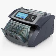 Cassida 5520系列纸币计数器 3d model