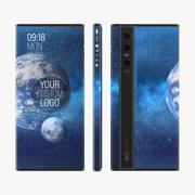 Xiaomi Mi MIX Alpha 5G 3d model