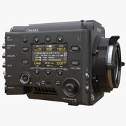 Sony Venice Movie Camera Body 3d model