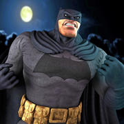 Batman - The dark knight returns 3d model