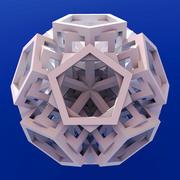 十二面体のワンダー 3d model