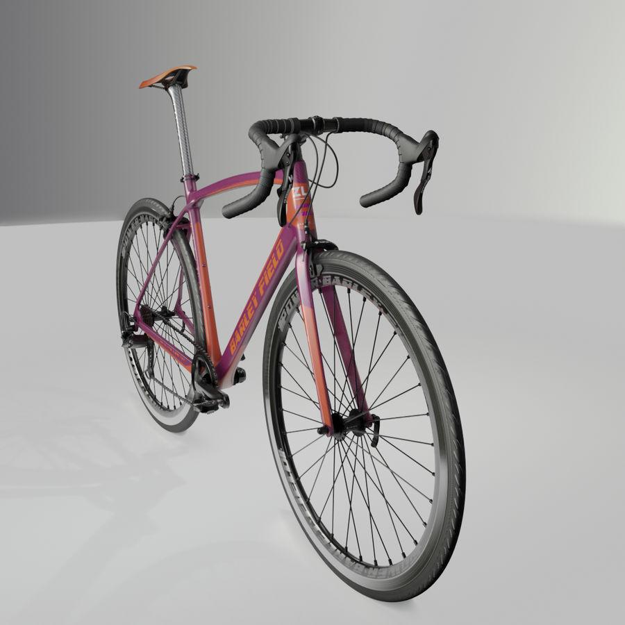 Road Bike royalty-free 3d model - Preview no. 2