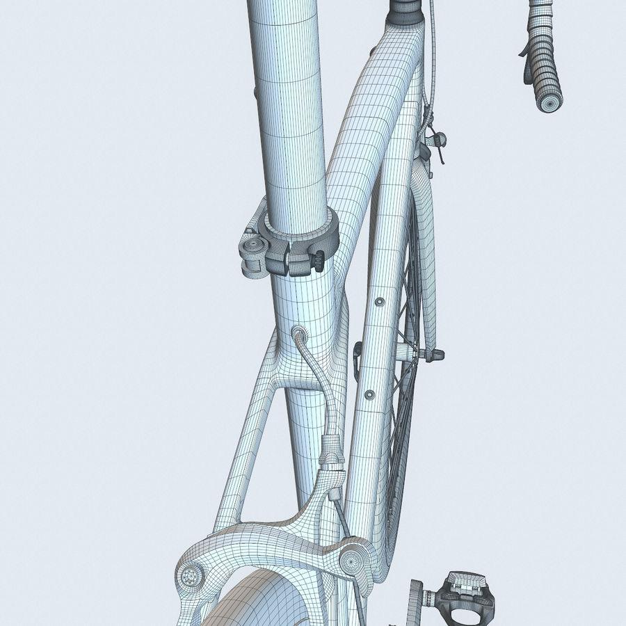 Road Bike royalty-free 3d model - Preview no. 12