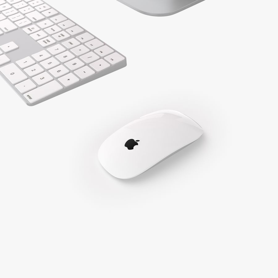 Apple Electronics Koleksiyon 2019-2020 royalty-free 3d model - Preview no. 75