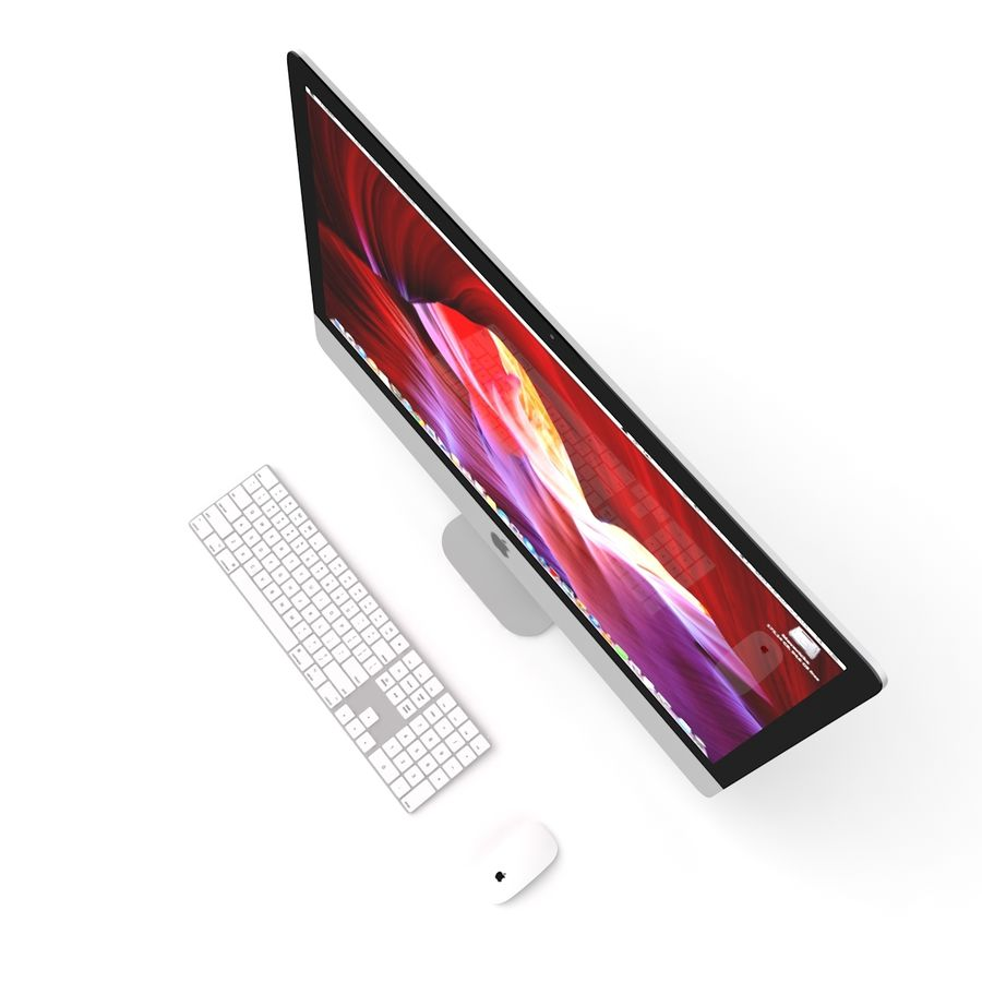 Apple Electronics Koleksiyon 2019-2020 royalty-free 3d model - Preview no. 80
