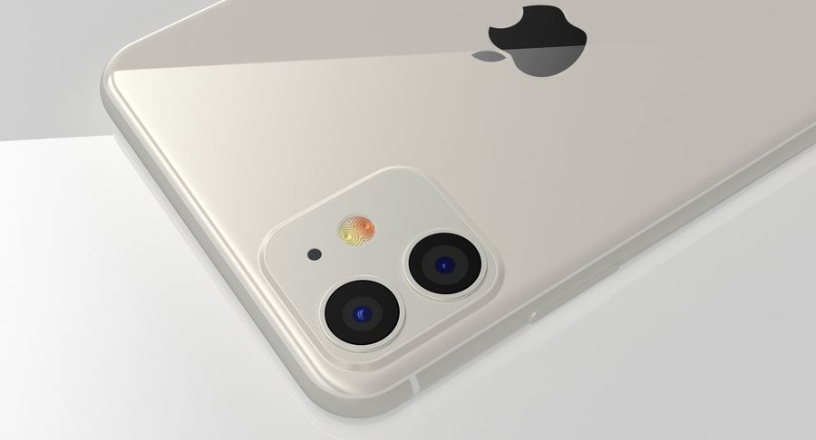 Apple Electronics Koleksiyon 2019-2020 royalty-free 3d model - Preview no. 19