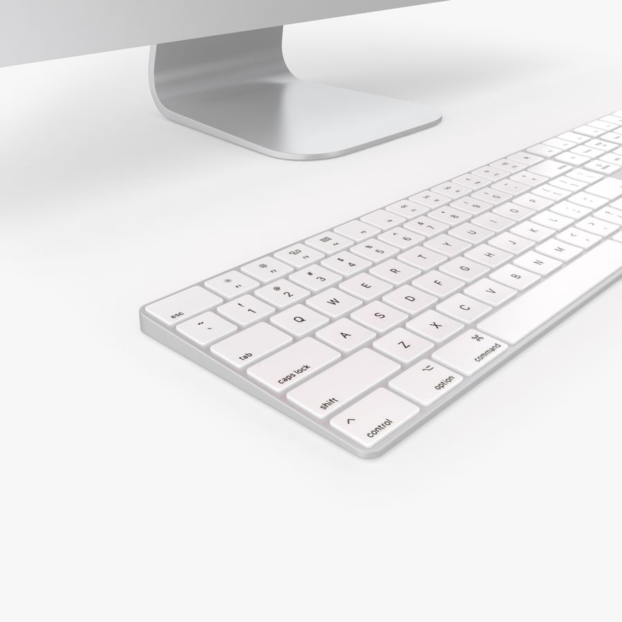 Apple Electronics Koleksiyon 2019-2020 royalty-free 3d model - Preview no. 77