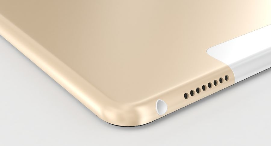 Apple Electronics Koleksiyon 2019-2020 royalty-free 3d model - Preview no. 112