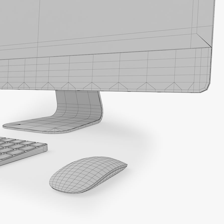 Apple Electronics Koleksiyon 2019-2020 royalty-free 3d model - Preview no. 85