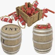 TNT Collection V3 3d model