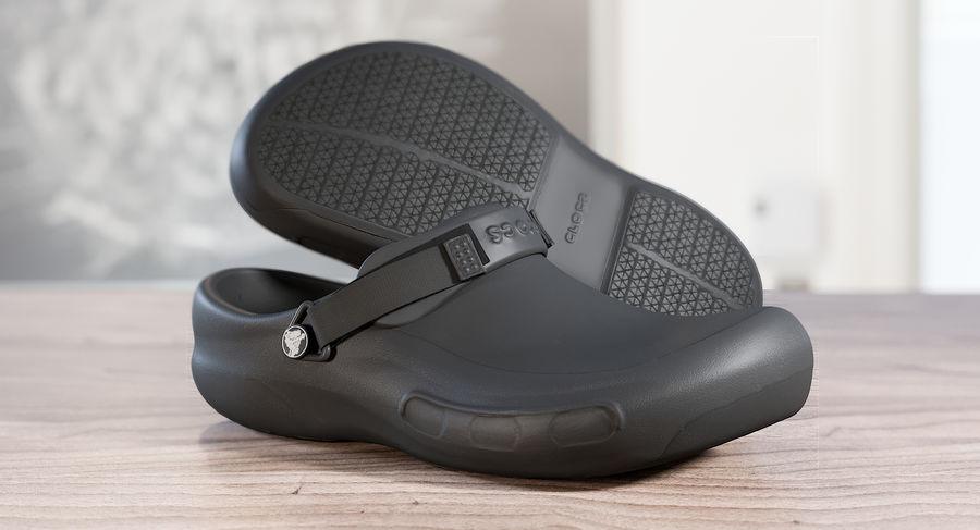 Crocs royalty-free 3d model - Preview no. 2