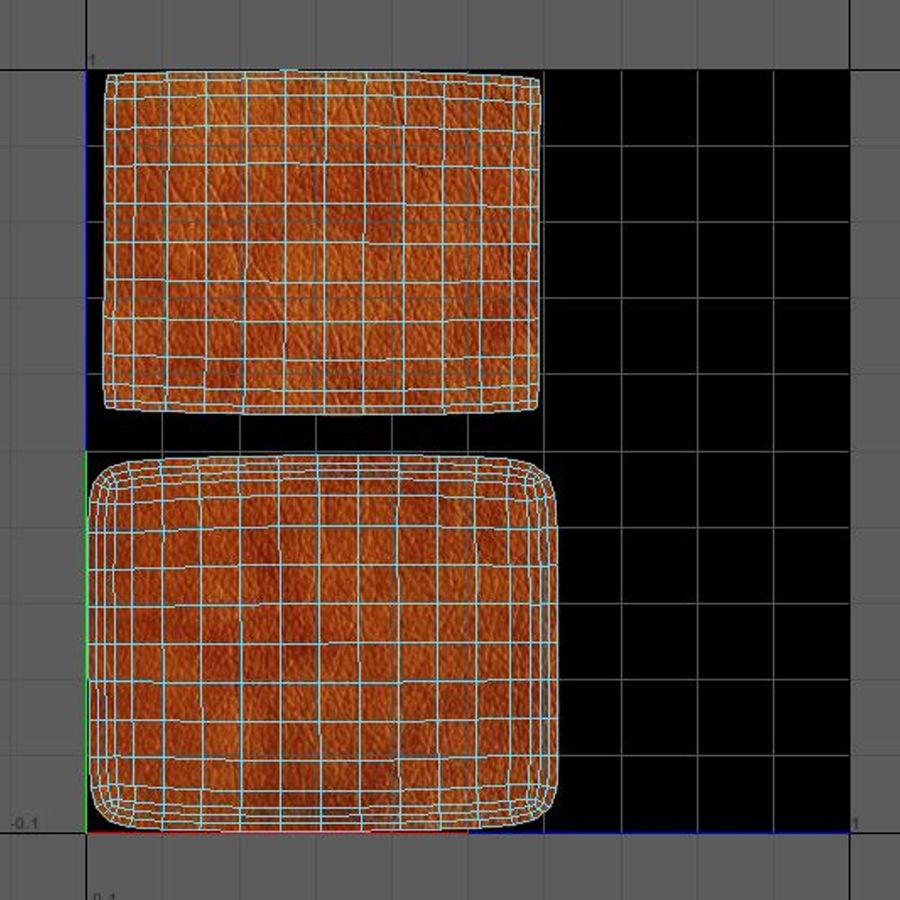 Scatola del petto royalty-free 3d model - Preview no. 22