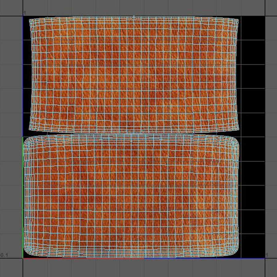 Scatola del petto royalty-free 3d model - Preview no. 21