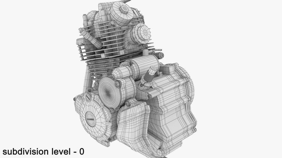 MOTOR MOTOR royalty-free 3d model - Preview no. 9
