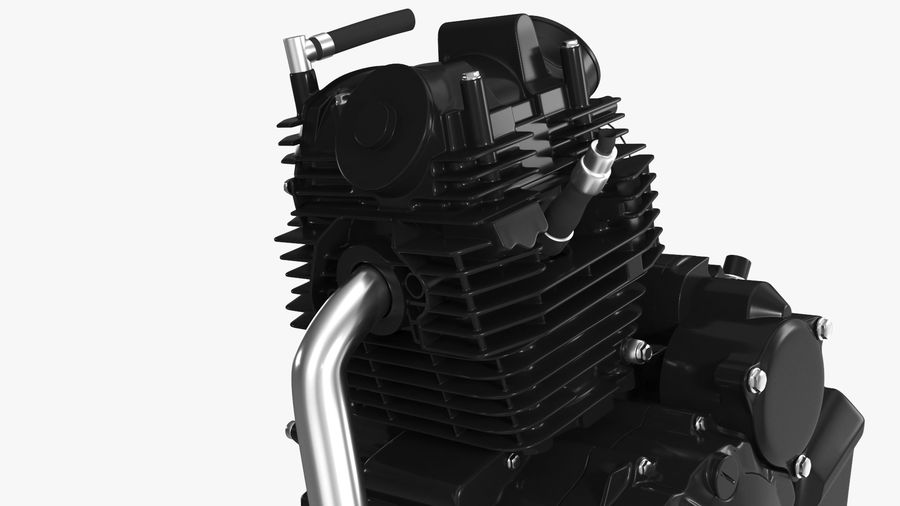 MOTOR MOTOR royalty-free 3d model - Preview no. 10