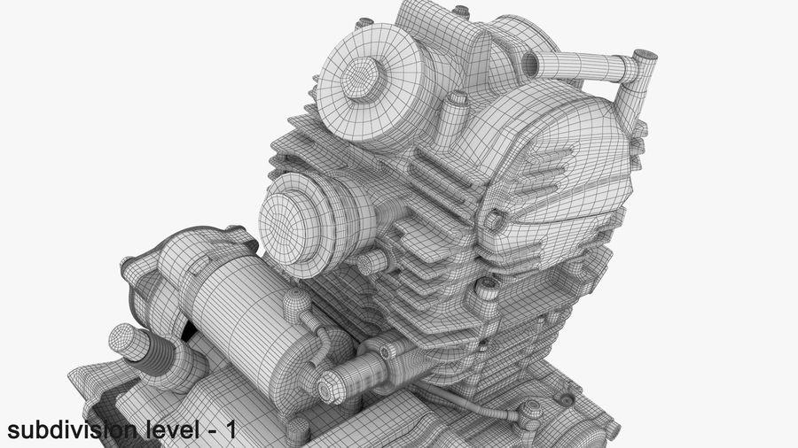 MOTOR MOTOR royalty-free 3d model - Preview no. 25