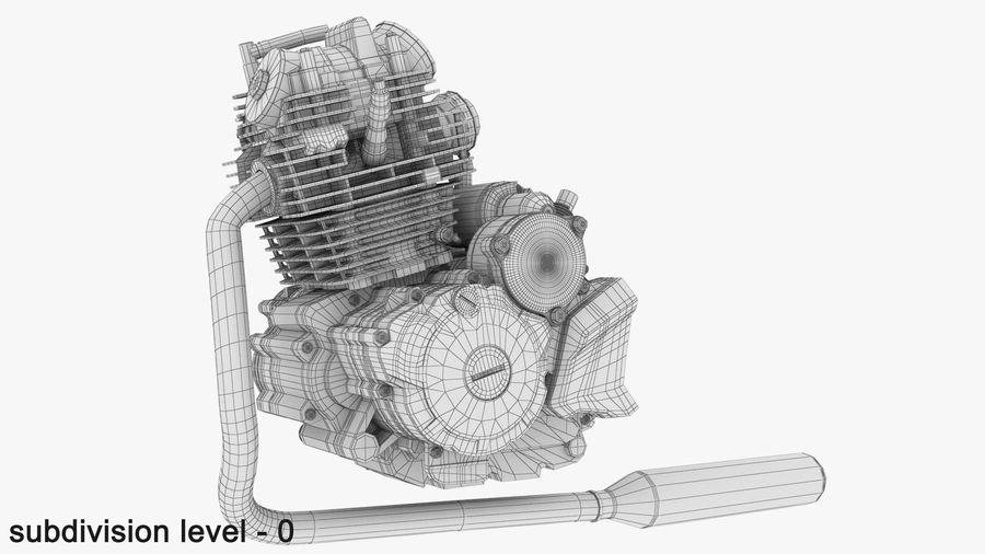 MOTOR MOTOR royalty-free 3d model - Preview no. 3