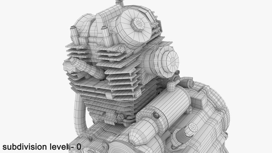 MOTOR MOTOR royalty-free 3d model - Preview no. 15