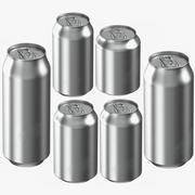 飲料スタンダール缶 3d model