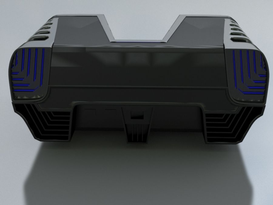 ps5 royalty-free 3d model - Preview no. 8