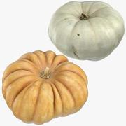 Pumpkins Collection 03 3d model