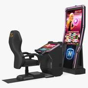 Macchina da gioco NOVOSTAR VIP Royal 265 3d model