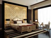 经典卧室3D模型 3d model