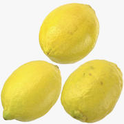 Lemons Collection 02 3d model